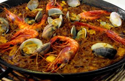 Restaurant Al Punt Cambrils